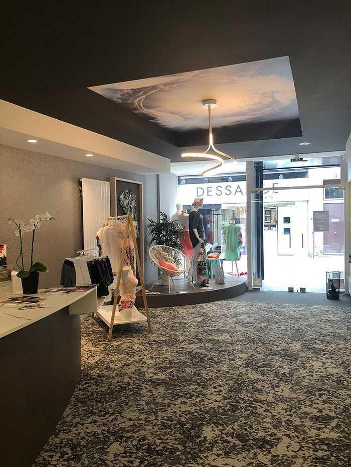 Aménagement et décoration intérieure d''un magasin à Saint Brieuc - 22 0