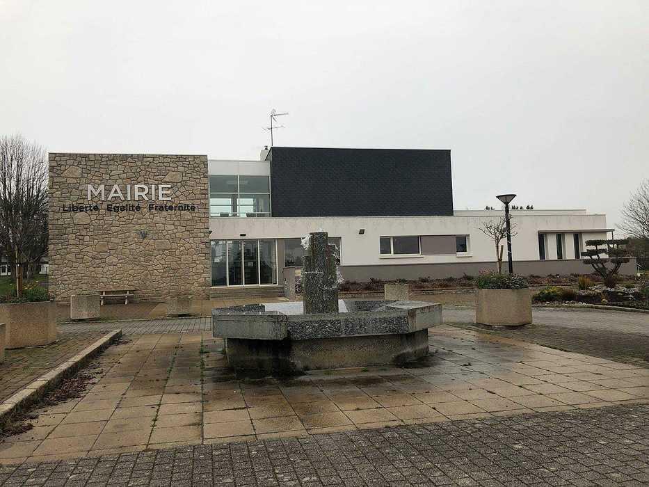 Mairie de Trémuson - 22 - Ravalement de façade 5021042922251235344224967891235204981850112o